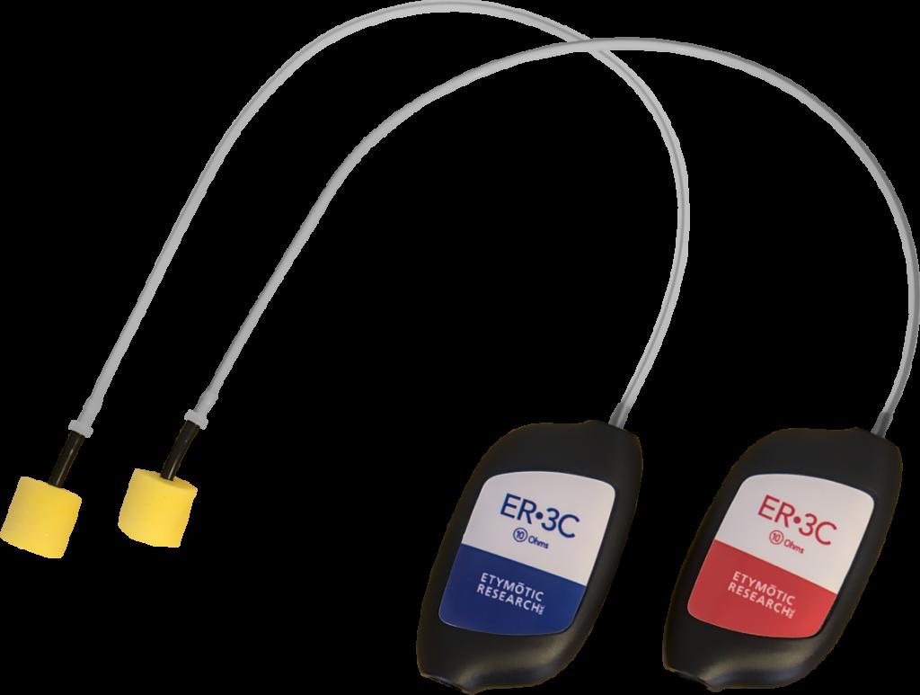 Foto de auriculares de inserción AD-16-INS